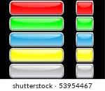 glossy internet buttons   Shutterstock . vector #53954467