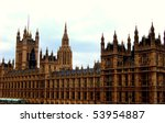 london parliament | Shutterstock . vector #53954887