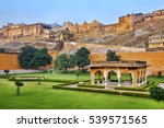 Amber Fort Near Jaipur In...