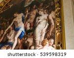 florence  italy   november 6 ... | Shutterstock . vector #539598319