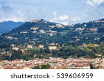 travel to italy   outskirts of... | Shutterstock . vector #539606959
