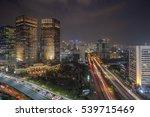 jakarta officially the special... | Shutterstock . vector #539715469