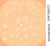 element source of inspiration   Shutterstock .eps vector #539730577