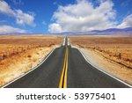 Excellent Highway In California....