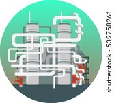 refinery | Shutterstock .eps vector #539758261
