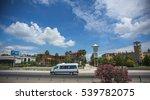 turkey  belek  summer ... | Shutterstock . vector #539782075