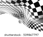 checkered texture background... | Shutterstock . vector #539867797
