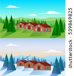 vector illustration. flat... | Shutterstock .eps vector #539869825