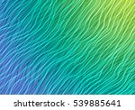 abstract vector background with ... | Shutterstock .eps vector #539885641