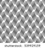 vector seamless pattern. modern ... | Shutterstock .eps vector #539929159