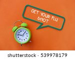 get your flu shot  health