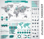 energy resources icon set and... | Shutterstock .eps vector #540004309