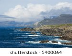 Atlantic Waves Break On The...