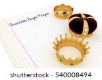 carta a los reyes magos.... | Shutterstock . vector #540008494
