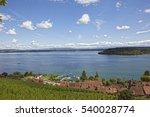 Lake Biel / Bienne landscape Switzerland