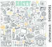 Money Vector Drawings...
