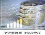 coin. | Shutterstock . vector #540089911