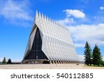 Small photo of Air Force Academy Cathedral