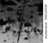 abstract dots overlay texture . | Shutterstock . vector #540135439