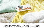 concept holiday sales of... | Shutterstock . vector #540136105