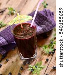 Wild Blueberries Juice