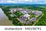 power plant | Shutterstock . vector #540158791