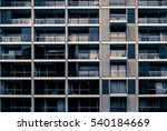 windows of business building | Shutterstock . vector #540184669