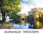 Prospect Park in New York City during Autumn