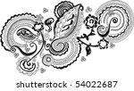 vintage vector   Shutterstock .eps vector #54022687