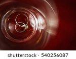 wedding ring | Shutterstock . vector #540256087