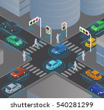 wireless communication of... | Shutterstock .eps vector #540281299