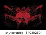 rocks | Shutterstock .eps vector #54030280