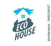 vector logo house | Shutterstock .eps vector #540316417