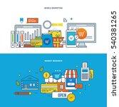concept of illustration  ...   Shutterstock .eps vector #540381265