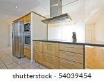 brand new contemporary open... | Shutterstock . vector #54039454