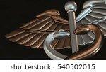 caduceus   medical symbol ... | Shutterstock . vector #540502015