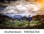 explore the great outdoors | Shutterstock . vector #540566764