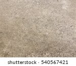 dirty brown cement floor... | Shutterstock . vector #540567421