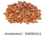 Cents Of Euro Or Copper Coins