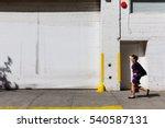 new york  usa   apr 30  2016 ... | Shutterstock . vector #540587131