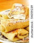 Blintzes  Cheese Pancakes
