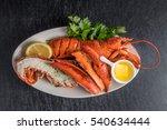 Canadian Popular Seafood Lobster