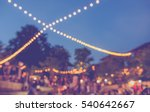 vintage tone blur image of... | Shutterstock . vector #540642667