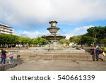 guatemala city   july 25  2015  ... | Shutterstock . vector #540661339