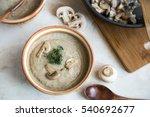 Cream Of Mushroom Soup For...