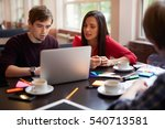 searching information | Shutterstock . vector #540713581