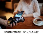 payment technology | Shutterstock . vector #540715339