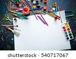 creative artwork | Shutterstock . vector #540717067