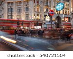 london  england   december 17 ...   Shutterstock . vector #540721504