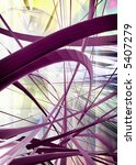 computer designed modern ... | Shutterstock . vector #5407279